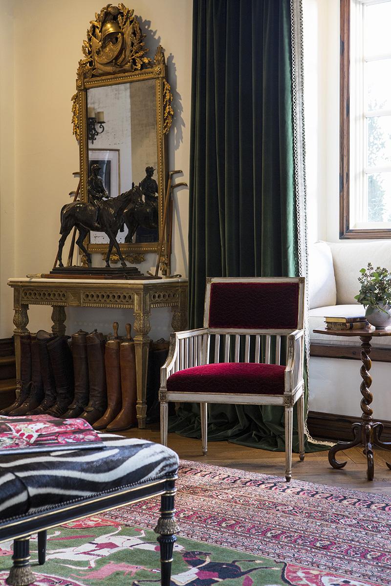 Amazing Lookbook Design - Equestrian Estate - Manor Traditional Interior