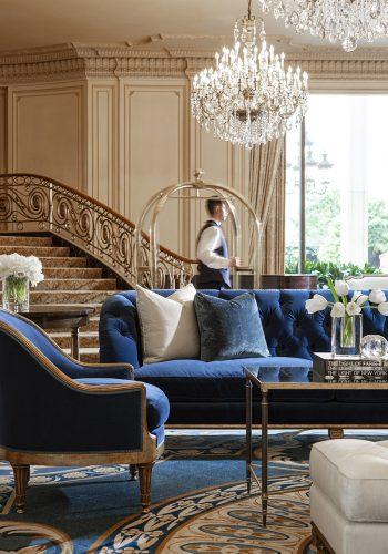 Westgate Hotel Luxury Interior Design Jacoi Mann