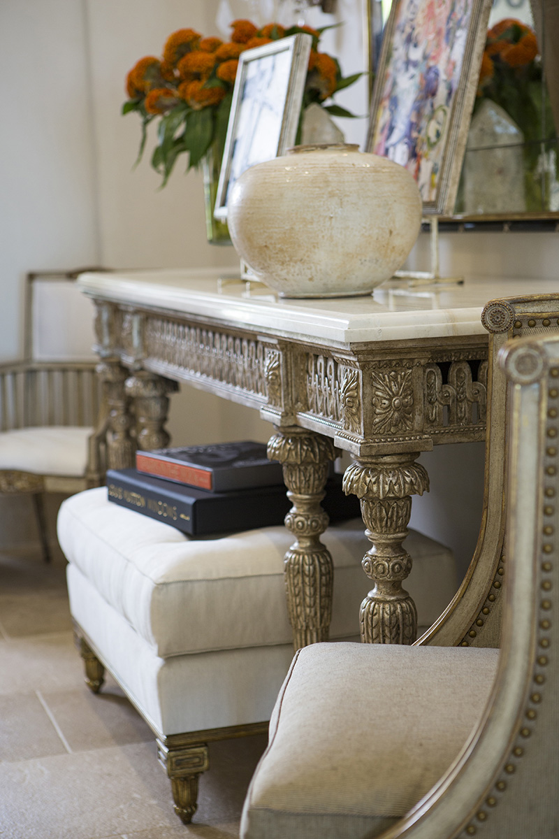 Exclusive Furniture - Crystal Cove Villa - crisp and sophisticated architecture