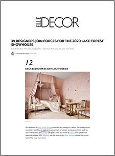 Elle Decor Furniture Showroom