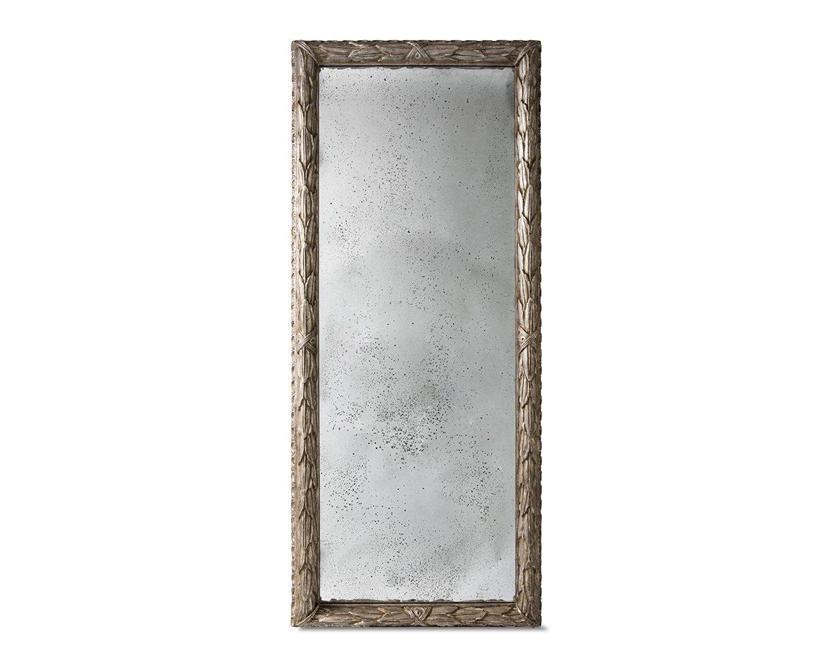 Evolution Collection Sommier Executive Desk Alloro II Mirror