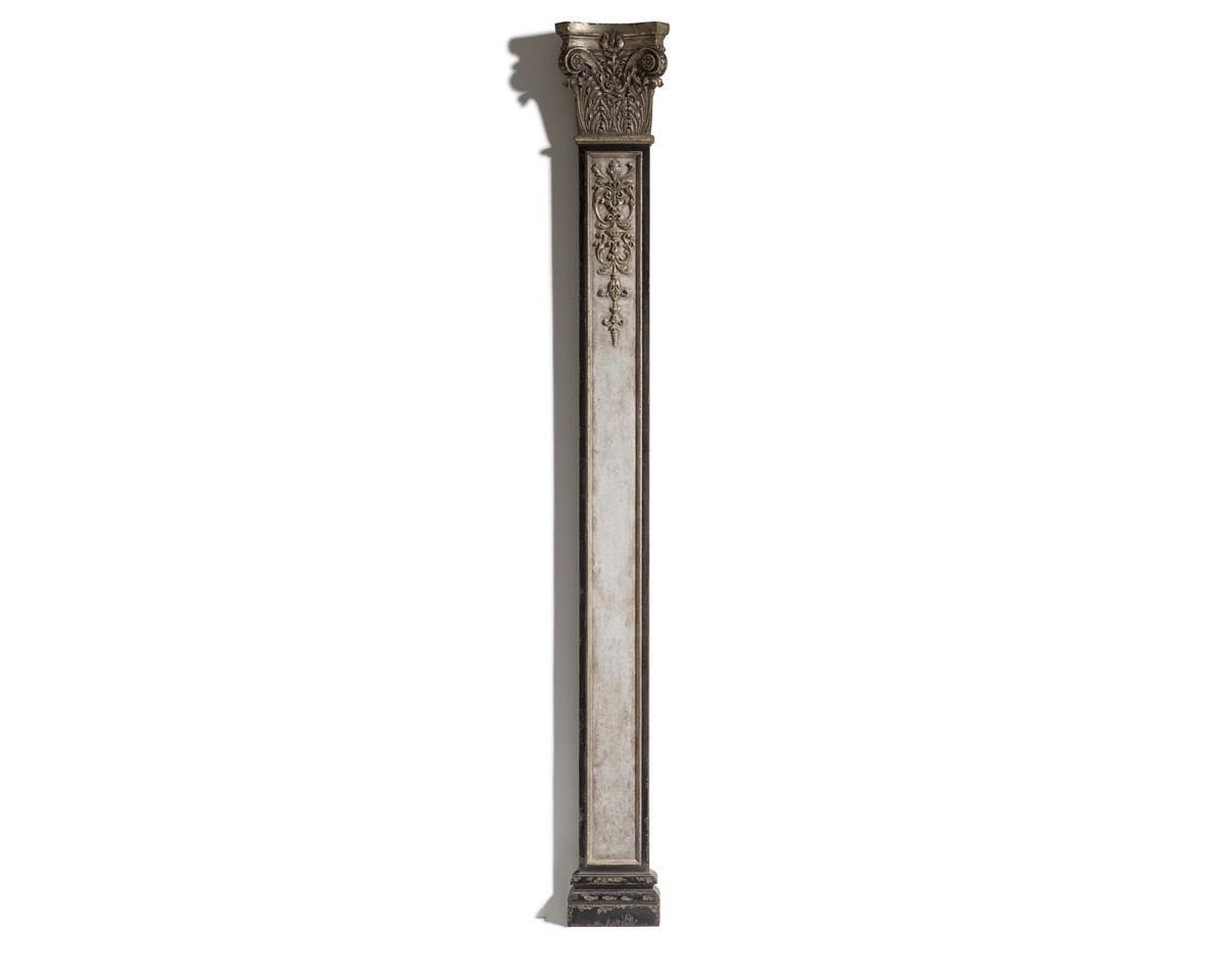Antiqued & Distressed Amboise Column
