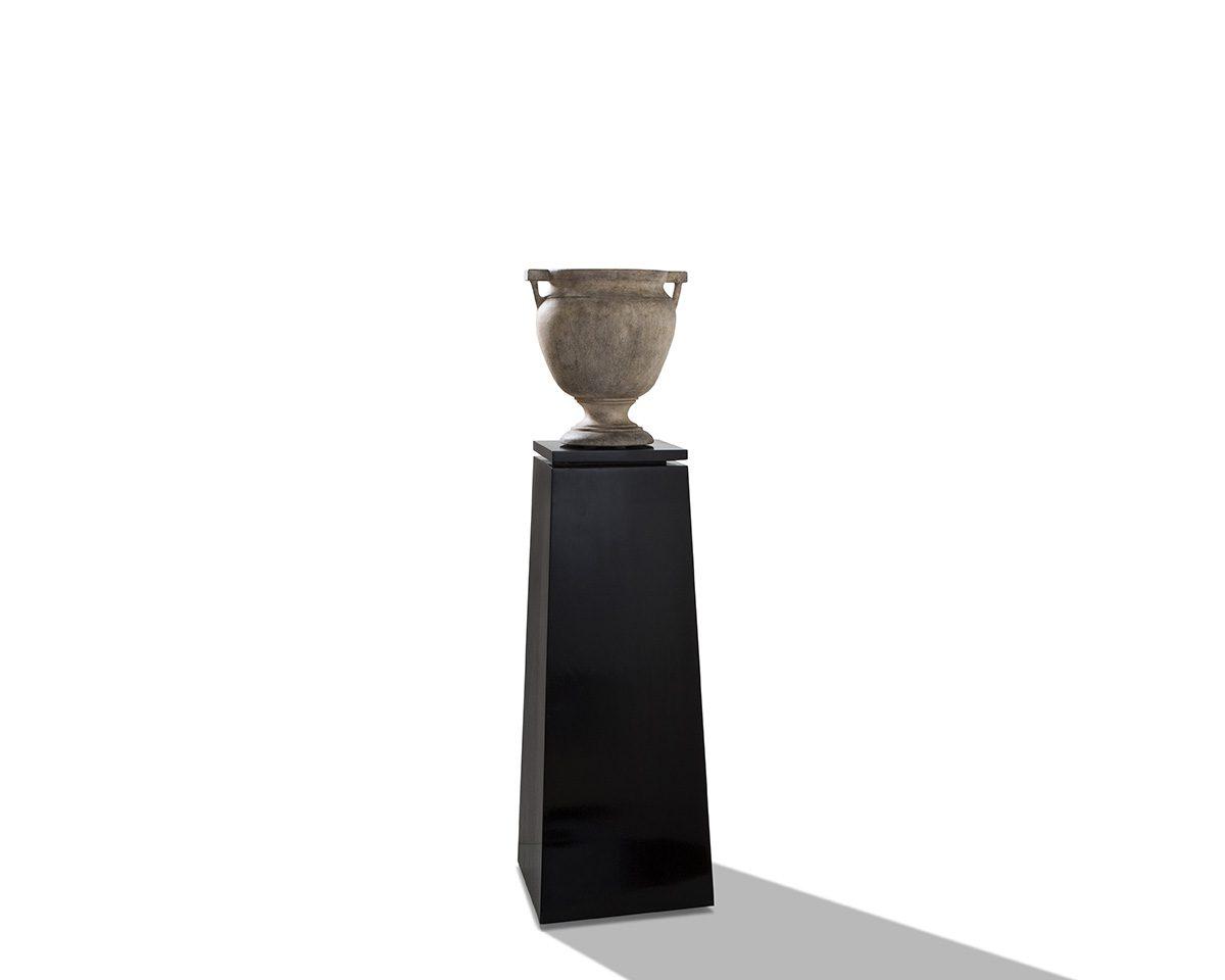 Ebony Polished Argentarie Pedestal