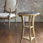 Gold Bolzano Side Table Collection Ten