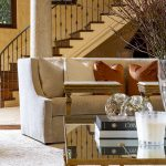 Montblanc Side Table in Brentwood Estate