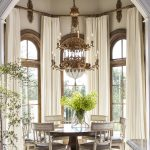Villiers Dining Table in Chateau Madrone