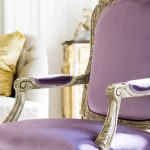 Claudine Chair from Chateau Madrone