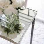 Yves Side Table in Crystal Cove Villa