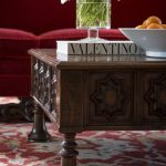 Equestrian Estate Andalus Cocktail Table