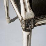 Firenze Settee Leg Details