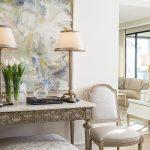 Borghese Finish Aris Table Lamp