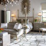 Villandry Bed in Modern Mediterranean