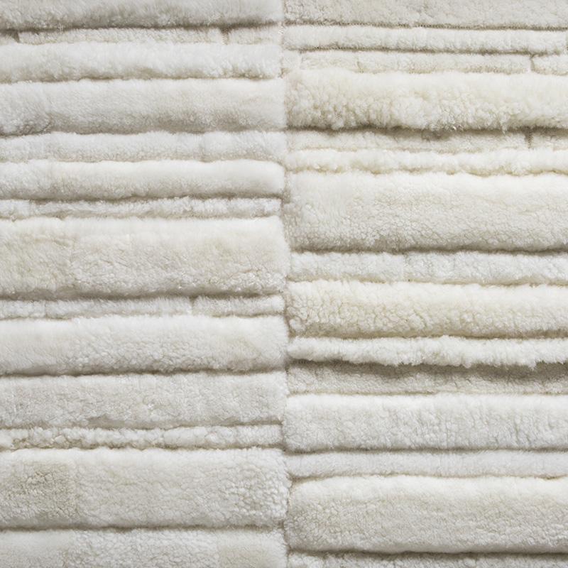 Ebanista-Modern-Textured-Rug-KARMA-NATURAL-WHITE primary