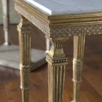 Montblanc Side Table Closer Look