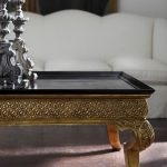 Cercino Candlestick Palazzo Lifestyle Detail