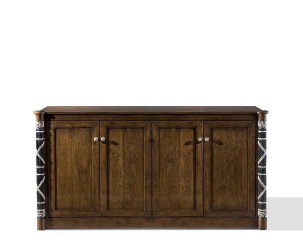Palladian Credenza Cabinet