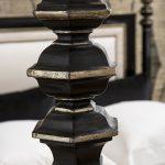 Prado III Bed Post Details
