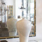 Manoir Mirror in the Showroom