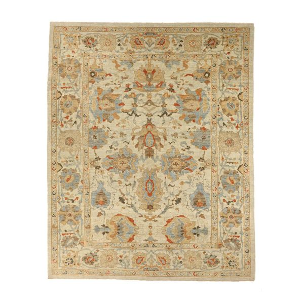 Sultanabad Ivory C841-066-597 Traditional Area Rug