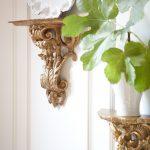 Floral Carved Antony Bracket Valenton Bracket