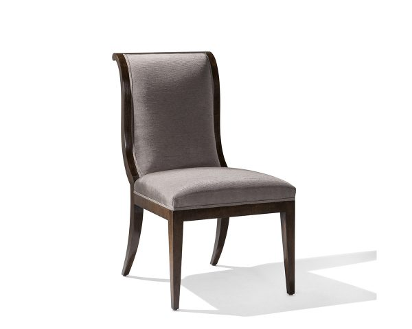 Brunello Side Chair Angle View