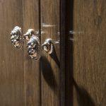 Palladian Credenza Knob Details