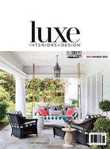 Luxe Interior Design Magazine May/June 2021