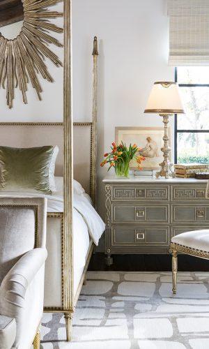 Modern Style Furniture - Modern Mediterranean - subtle palette and exquisite materials