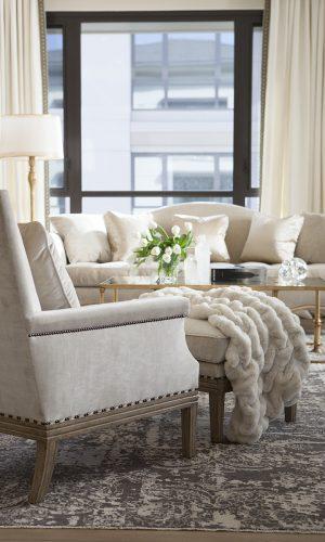 Impressive Lookbook Design - Regents Towers - elegant and captivating upholstery