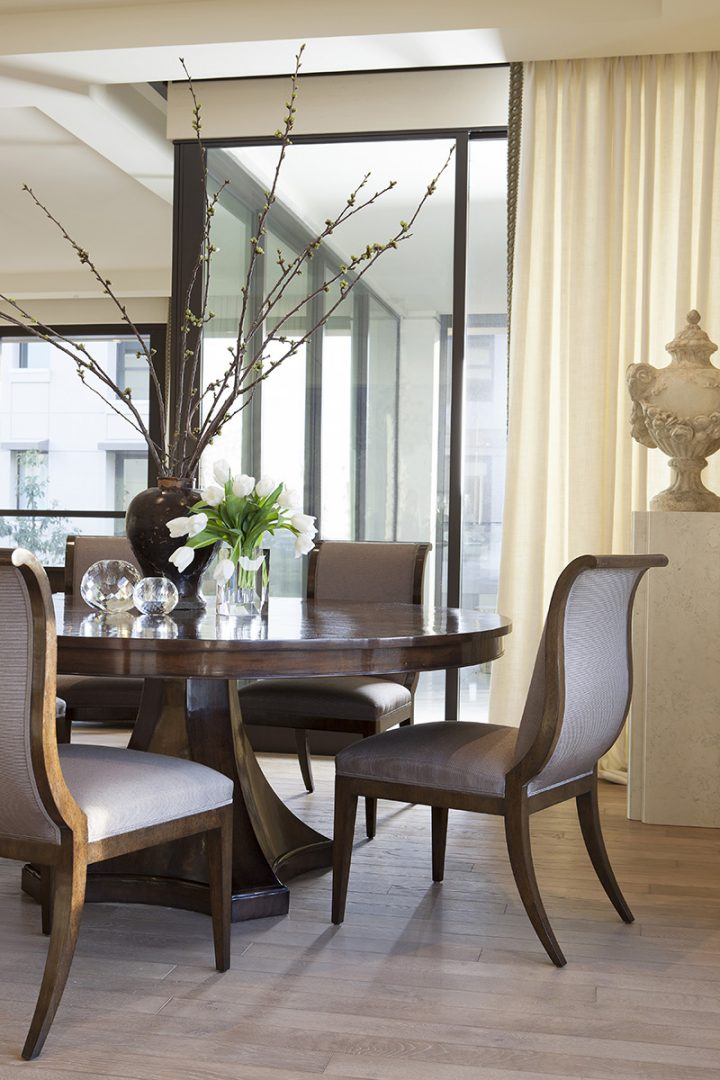 Brunello Side Chair from Regents Towers